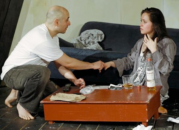 Gerardo Rodriguez and Carmen Zilles