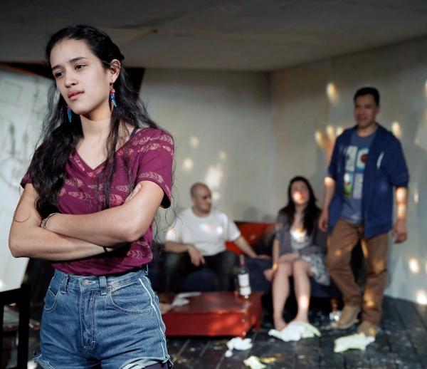 Yadira Guevara-Prip, Gerardo Rodriguez, Carmen Zilles and David Anzuelo