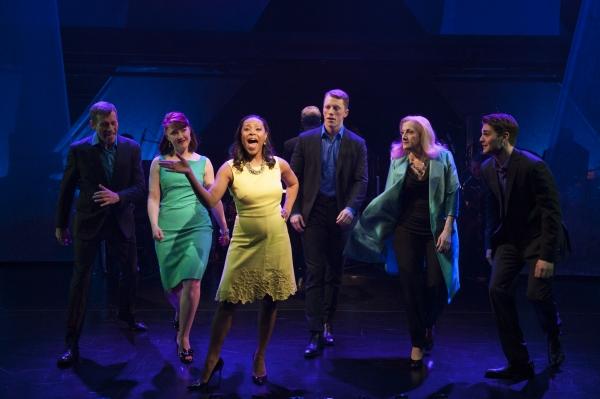 Photo Flash: First Look at Signature Theatre's SIMPLY SONDHEIM World Premiere