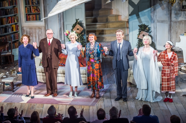 Sandra Shipley, Simon Jones, Charlotte Parry, Angela Lansbury, Charles Edwards, Melissa Woodbridge and Susan Louise O''Connor