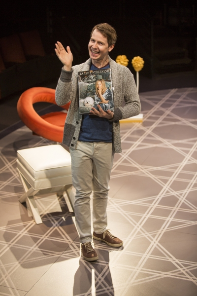David Turner stars as Alex More