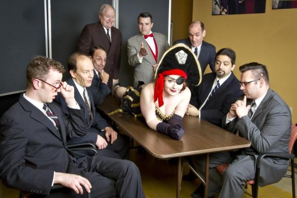 Photos: Meet the Cast of Farmington Players' 'HOW TO SUCCEED', Beginning Tonight