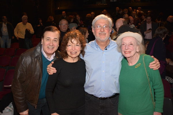 Lee Roy Reams, Gretchen Cryer (Director), Joshua Ellis and Ann Kaufman