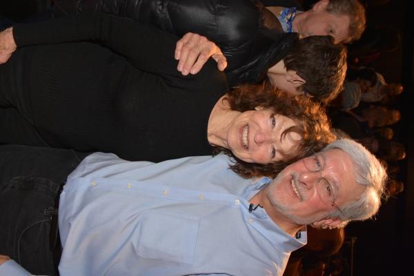 Gretchen Cryer and Joshua Ellis Photo
