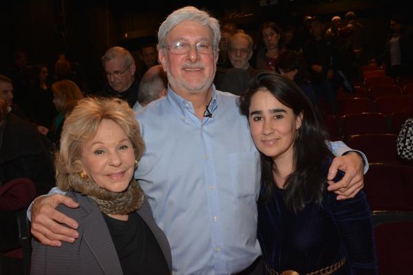 Elisa Stein, Joshua Ellis and Jenny Lyn Baker