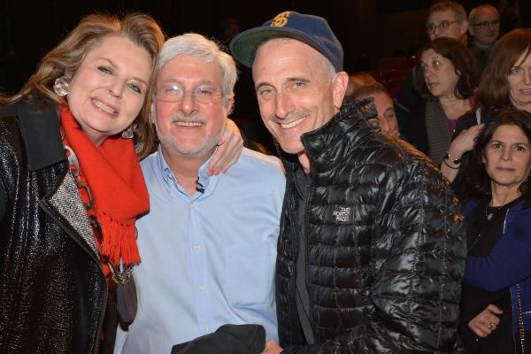 Randie Levine-Miller, Joshua Ellis and Neel Keller