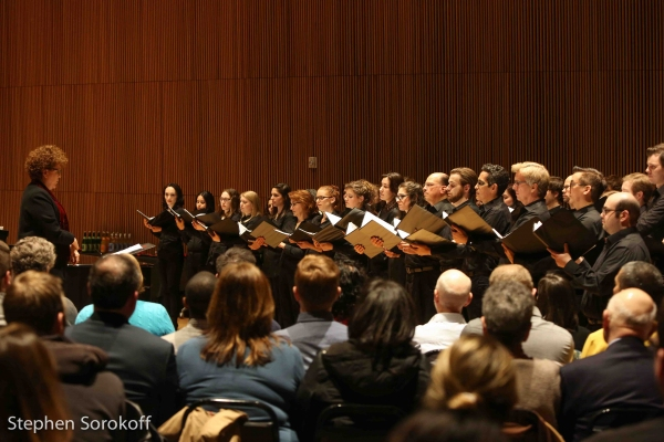 Photo Coverage: BEYOND BROADWAY Composers Go Choral - Harnick, Schwartz, Lippa & More!