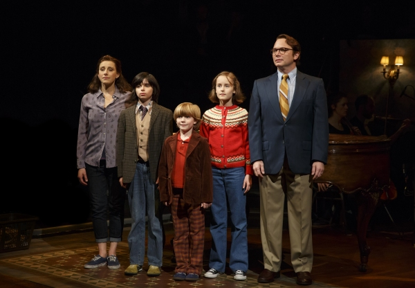 Judy Kuhn, Oscar Williams, Zell Steele Morrow, Sydney Lucas, Michael Ceveris