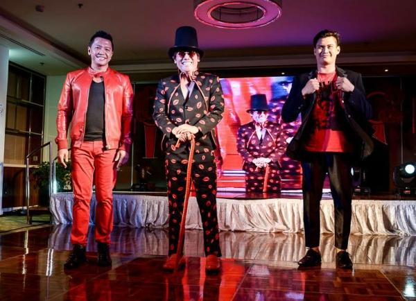 Jeffrey Ambrosio, Vincent Tanada, Chris Lim