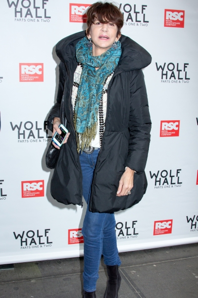 Photo Coverage: On the Opening Night Red Carpet for WOLF HALL on Broadway!