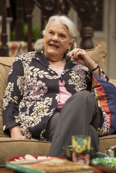Ensemble member Lois Smith (Patricia)