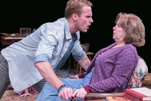Jefferson Farber as Spike and Sherri L. Edelen as Sonia