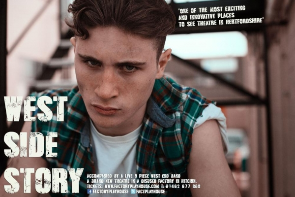 Photo Flash: Sneak Peek - WEST SIDE STORY to Launch Factory Playhouse in Hitchin