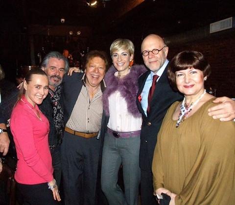 Olga Papkovitch, Philippe Valy, Robert R. Blume, Adrienne Haan, Harald C. Braun and S Photo