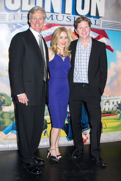 Tom Galantich, Kerry Butler, Duke Lafoon