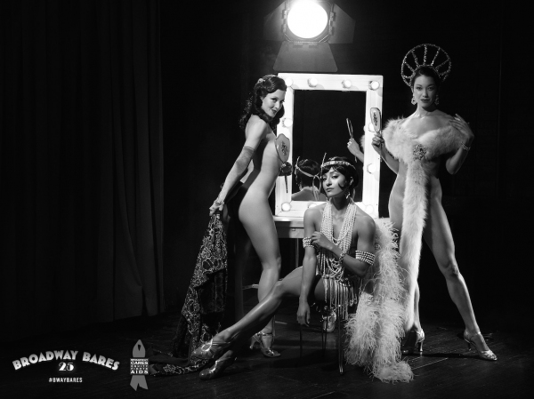 Photos and Video: BROADWAY BARES Will Celebrate 25th Anniversary This June with TOP BOTTOMS OF BURLESQUE!