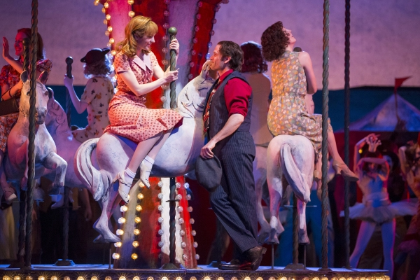 Photo Flash: First Look at Laura Osnes, Steven Pasquale & More in Lyric Opera of Chicago's Stunning CAROUSEL!