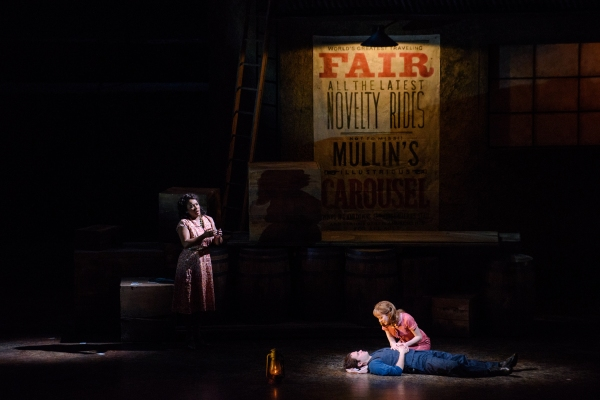 Photos: First Look at Laura Osnes, Steven Pasquale & More in Lyric Opera of Chicago's Stunning CAROUSEL!