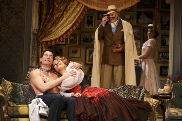 Jerry O''Connell as Robert Samson, Renee Fleming as Raquel De Angelis, Douglas Sills as Vito De Angelis and Anna Chlumsky as Iris Peabody