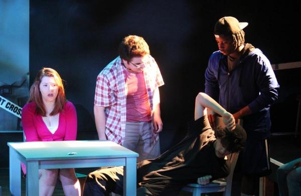 Photo Flash: First Look at Oregon Children's Theatre's COLUMBINUS