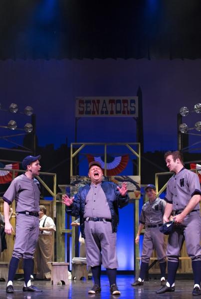 Photo Flash: First Look at Atlanta Lyric Theatre's DAMN YANKEES, Opening Tonight