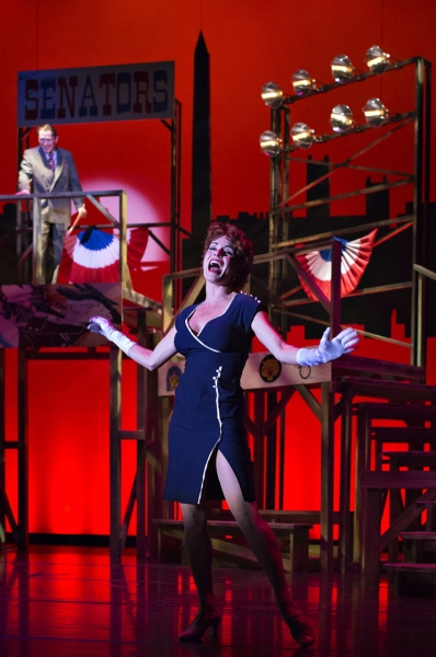 Meg Gillentine as Lola