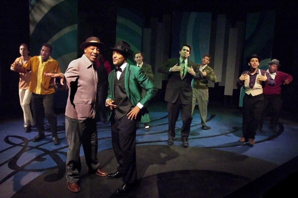Photo Flash: First Look at RECORDED IN HOLLYWOOD World Premiere