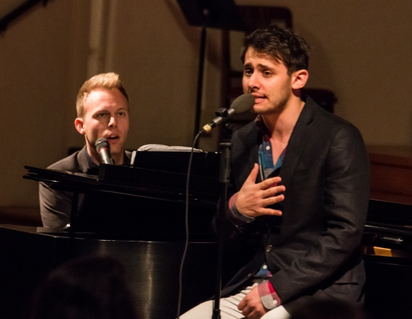 Justin Paul & Benj Pasek