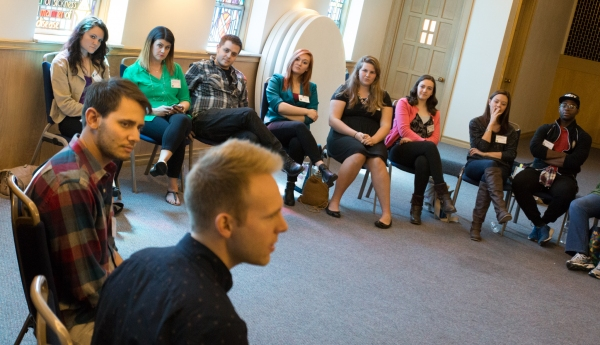 Photo Exclusive: Inside the First Annual Central Ohio Theatre Conference - Benj Pasek & Justin Paul, Kate Rockwell & More!