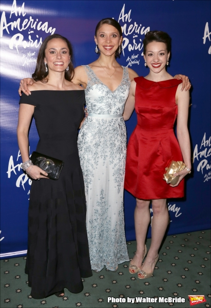 Photo Coverage: Who Could Ask for Anything More? AN AMERICAN IN PARIS Celebrates Opening Night!