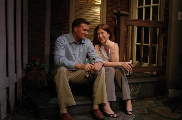 Steven Burk and Erin Shelton