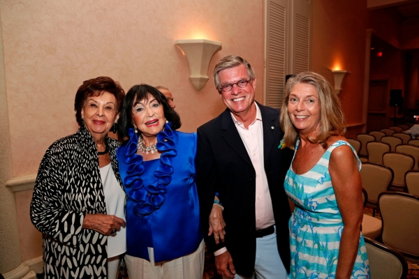 Photo Flash: Culture & Cocktails at The Colony Welcomes Tommy Tune