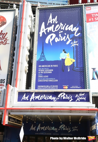 Photo Coverage: On the Red Carpet for Opening Night of AN AMERICAN IN PARIS!
