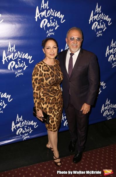 Emilio Estefan and Gloria Estefan