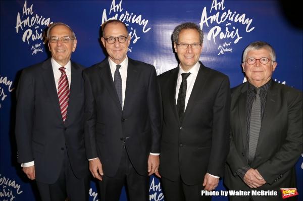 Roy Furman, Stuart Oken, Van Kaplan, Jean-Luc Choplin