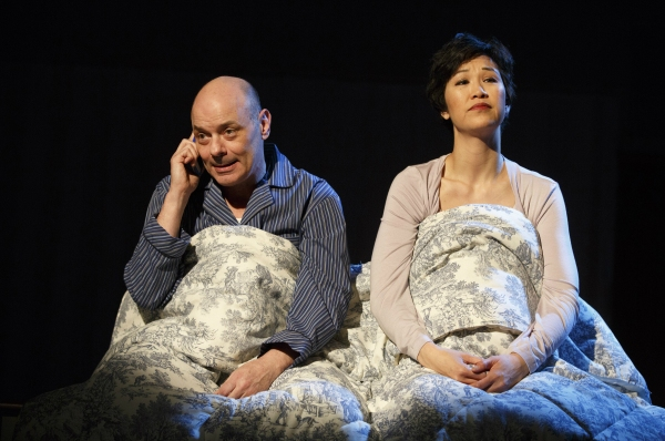 Lee Sellars and Cindy Cheung