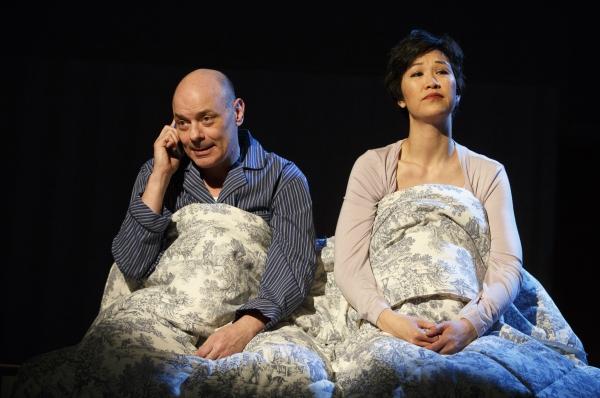 Lee Sellars and Cindy Cheung Photo
