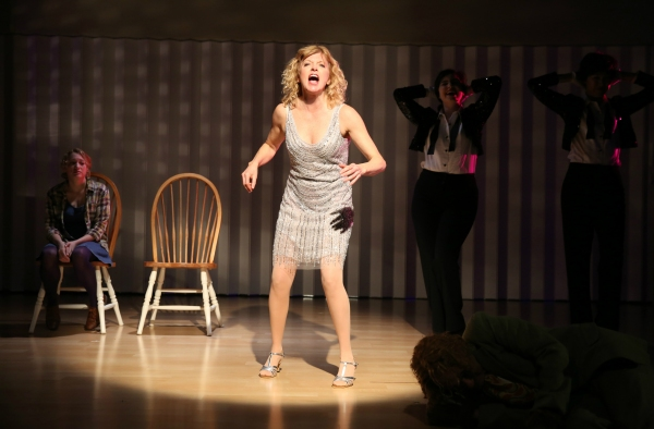 Photo Flash: First Look at IOWA, Opening Tonight at Playwrights Horizons