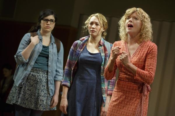 Carolina Sanchez, Jill Shackner and Karyn Quackenbush Photo