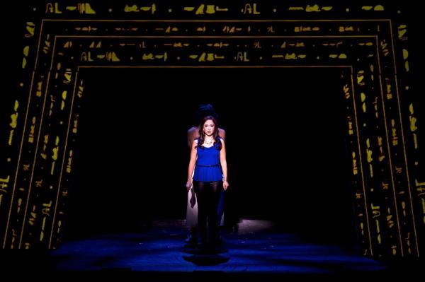 Diana DeGarmo as Narrator in ''Poor, Poor Joseph''