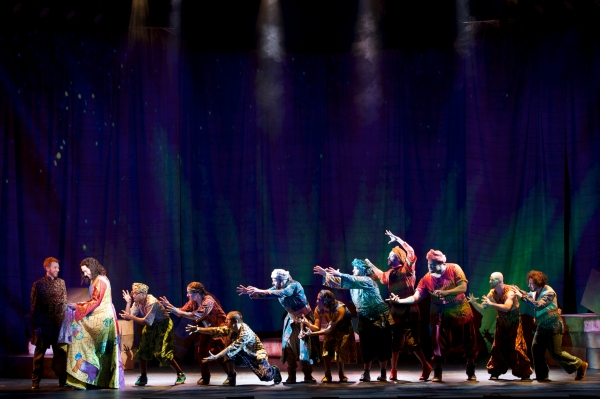 Photo Flash: Colorado Native Ace Young Comes Home in 'JOSEPH' at The Buell Theatre