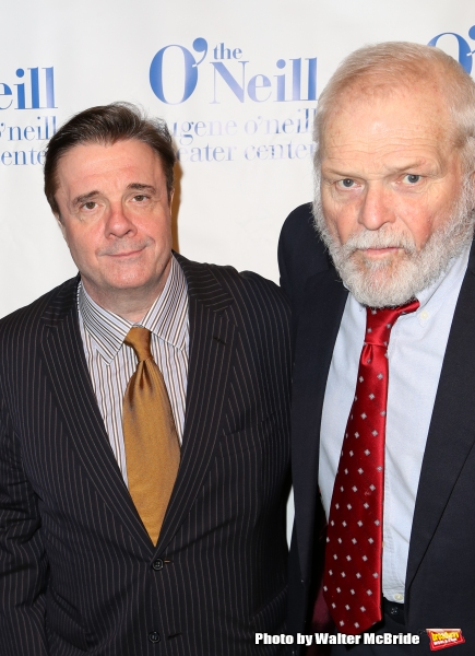 Nathan Lane and Brian Dennehy