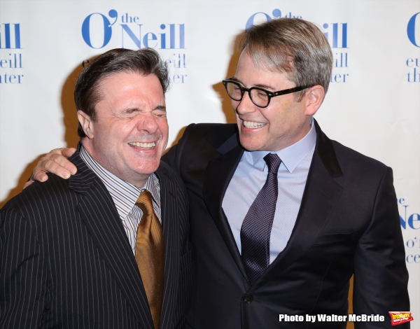 Photo Coverage: Nathan Lane Takes Home 15th Annual Monte Cristo Award at Eugene O'Neill Theatre Center Gala