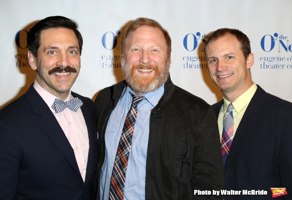 Michael Berresse, Hunter Bell and Jeff Bowen