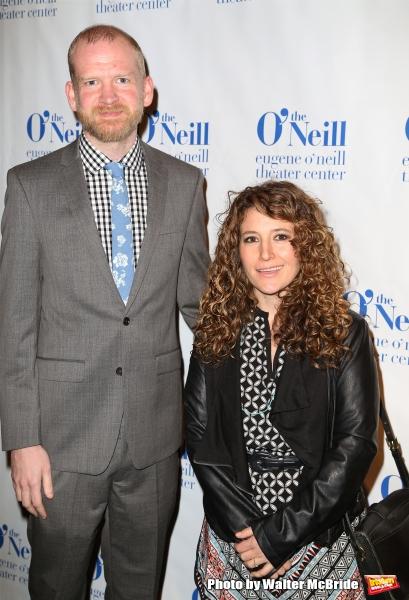 Paul Thureen and Hannah Bos
