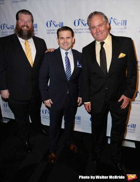 Jason Simon, Robert Creighton and Timothy Shew