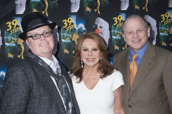 David Saint, Marlo Thomas, Doug Denoff