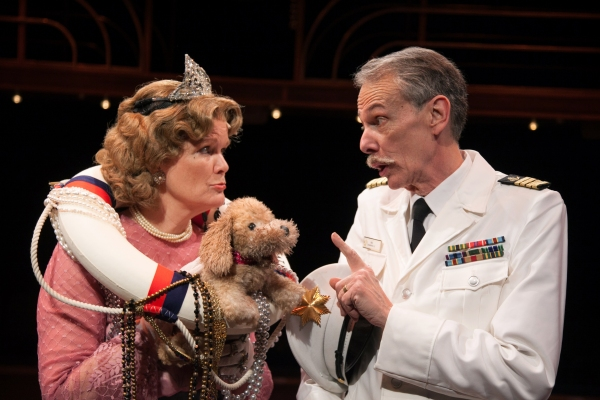 Photo Flash: First Look at Stephanie Binetti and More in ANYTHING GOES at The Marriott
