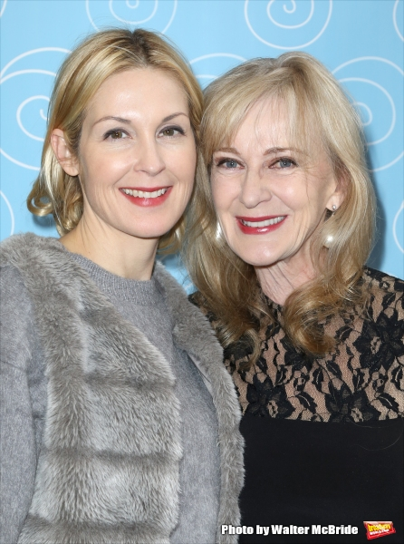Kelly Rutherford and Caroline Lagerfelt