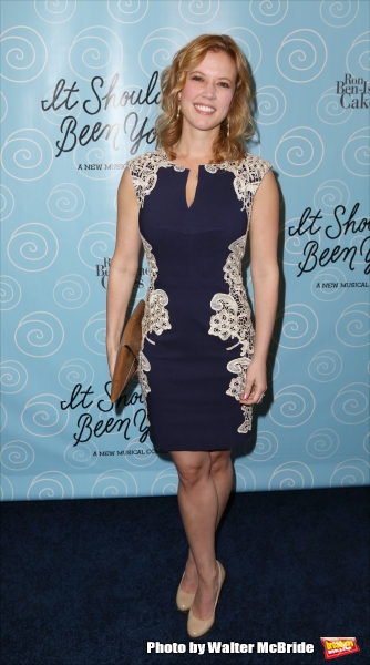 Photo Coverage: Walk Down the Aisle on the IT SHOULDA BEEN YOU Red Carpet!